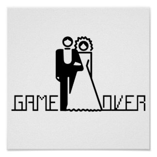 GAME OVER 4 POSTER