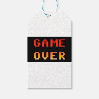 Game over 8bit retro