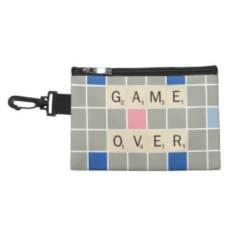 Game Over Accessories Bags