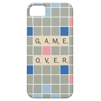 Game Over iPhone 5 Cover