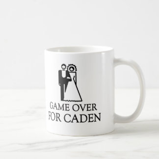 Game Over For Caden Coffee Mug
