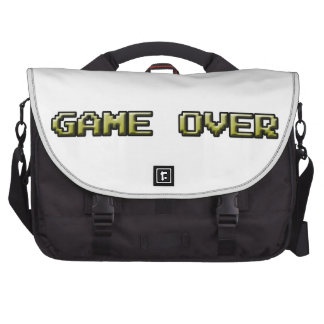 Game Over Laptop Bag