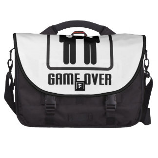 Game Over Laptop Bags