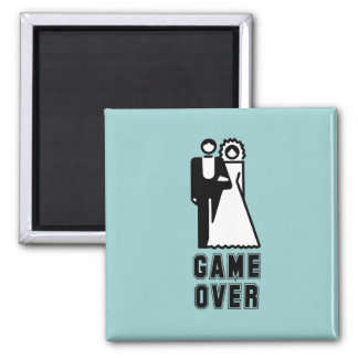 GAME OVER MAGNETS