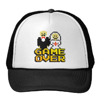 Game over marriage (8-bit) cap
