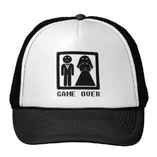 Game Over (marriage) Trucker Hat