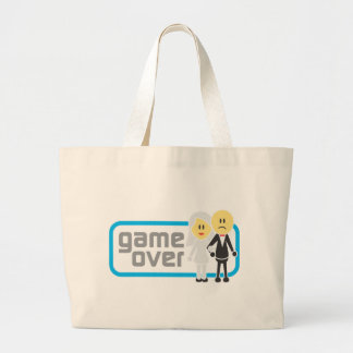 Game Over Marriage (Miis) Bags