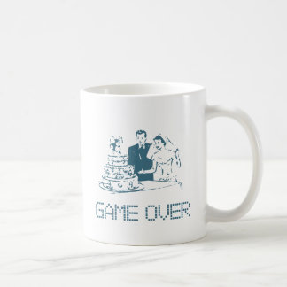 Game Over (Marriage) Mugs