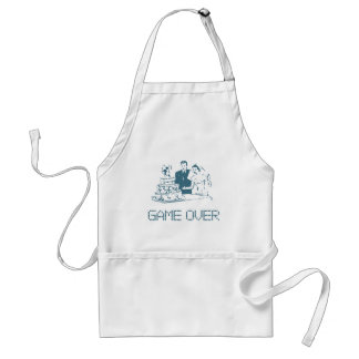 Game Over (Marriage) Standard Apron