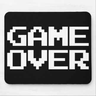 Game Over Mouse Mat