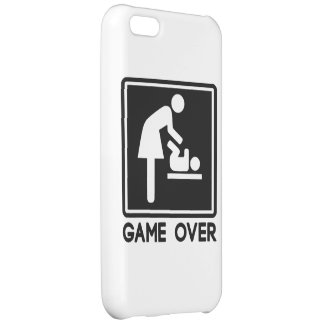 Game Over New Baby for Parent Mom iPhone 5C Case