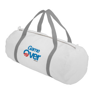 Game Over Obama Gym Duffel Bag