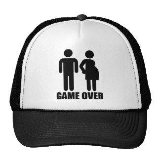 Game over Pregnancy Cap