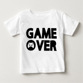 Game Over Tees