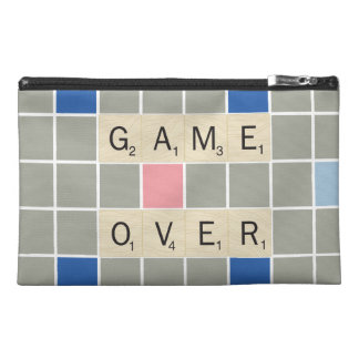 Game Over Travel Accessories Bags
