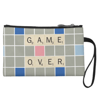 Game Over Wristlet