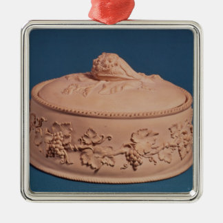 Game Pie Dish, c.1820 Christmas Ornament