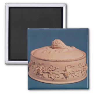Game Pie Dish, c.1820 Magnet