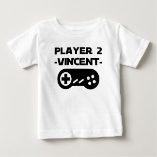 GAME PLAYER 2 VINCENT BABY T-Shirt