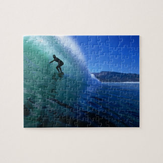 Game Puzzle-Ocean Surfer Jigsaw Puzzle
