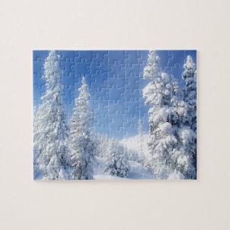 Game Puzzle-Winter Scene Puzzles