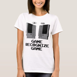 Game Recognize Game T-Shirt