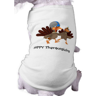 Game Time Thanksgiving Turkey Football Shirt