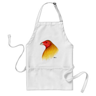 Gamecock Dubbed Standard Apron