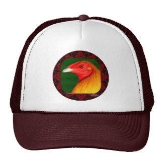 Gamecock Framed Mesh Hat