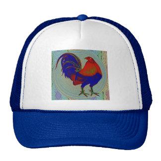 Gamecock:  Impressionist Rooster Cap