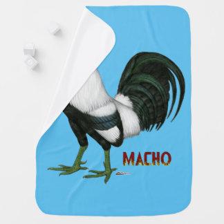 Gamecock Macho Duckwing Baby Blankets