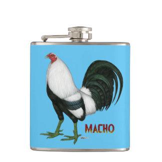 Gamecock Macho Duckwing Flask