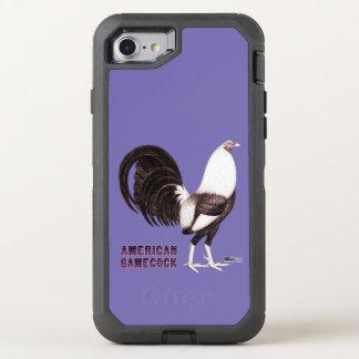 Gamecock Sepia OtterBox Defender iPhone 7 Case