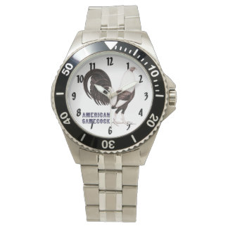 Gamecock Sepia Wrist Watch