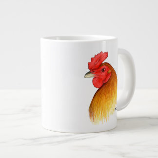 Gamecock Stag Pea Comb Jumbo Mug