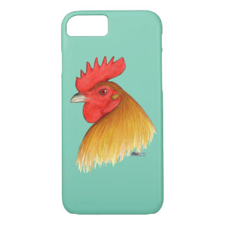Gamecock Stag Single Comb iPhone 7 Case