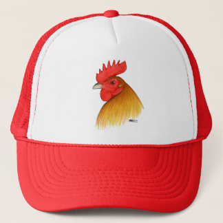 Gamecock Stag Single Comb Trucker Hat