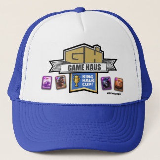 GameHAUS vonHAT! Trucker Hat