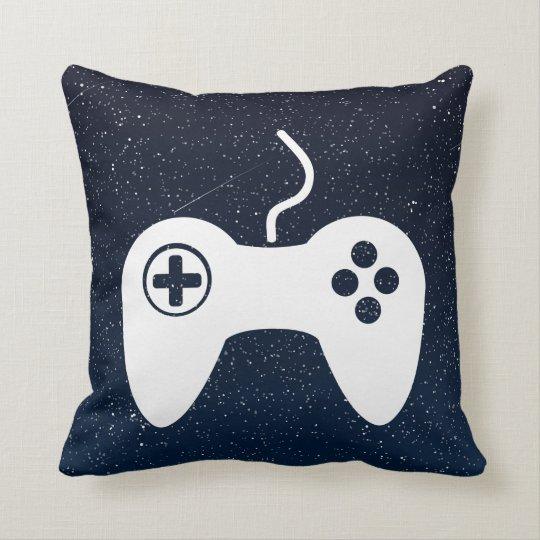 Gamepad Analogs Symbol Cushion