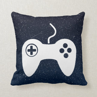 Gamepad Analogs Symbol Cushion