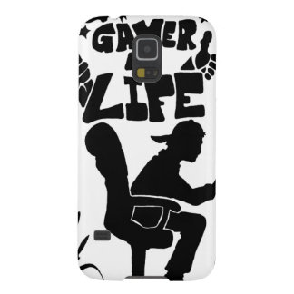 Gamer 4 Life Cases For Galaxy S5