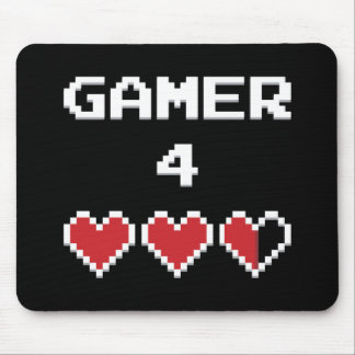 Gamer 4 Life Mouse Mat