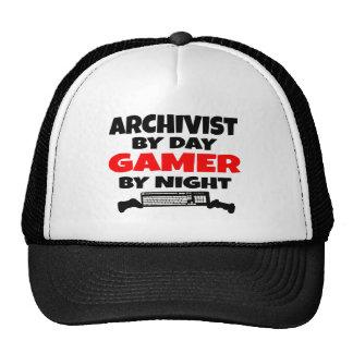 Gamer Archivist Trucker Hat