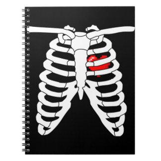 Gamer at Heart Notebook