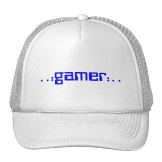 ..:gamer:.. (blue) Hat