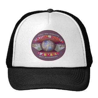 GAMER CAP TRUCKER HATS