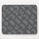 Gamer Controller Pattern Mouse Pad