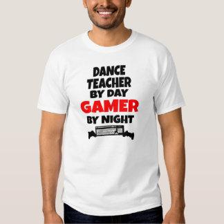 Gamer Dance Teacher T Shirts
