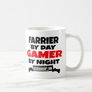 Gamer Farrier Basic White Mug