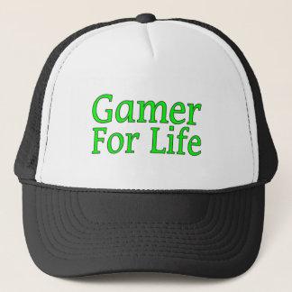 Gamer For Life Trucker Hat